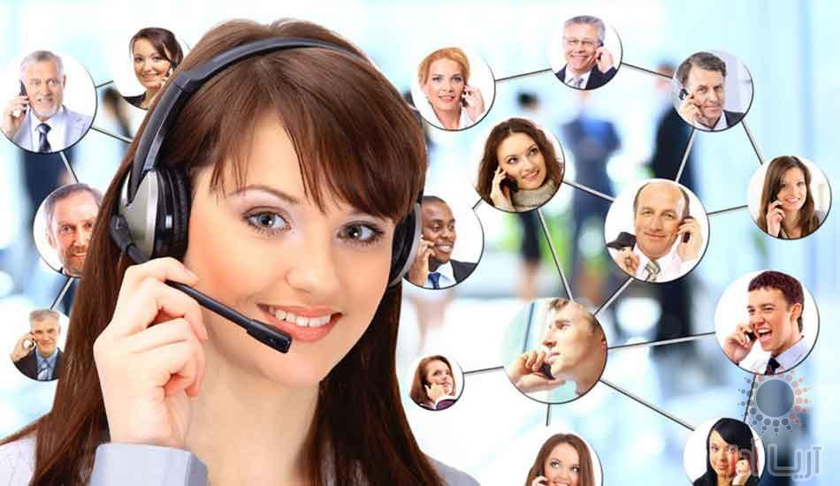 تصویر شماره بازاریابی تلفنی