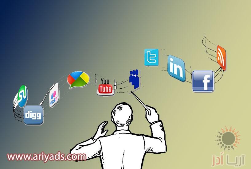 تصویر شماره ویژگی های مدیران شبکه های اجتماعی